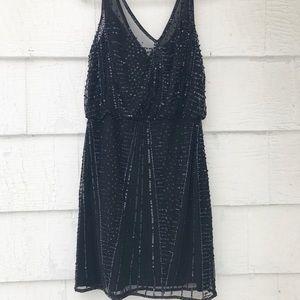 Stunning Sequins Adrianna Papel Dress 🎥💕💎